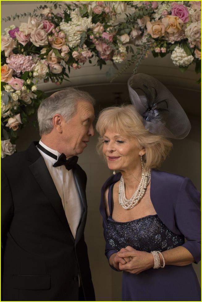 Carlo e Camilla nel film di Lifetime