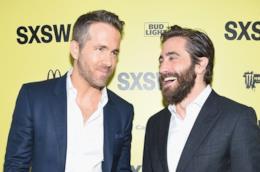 Jake Gyllenhaal e Ryan Reynolds
