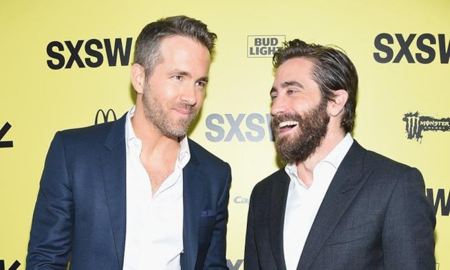 Jake Gyllenhaal e Ryan Reynolds
