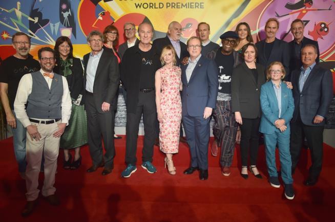 Gli Incredibili 2: la premiere mondiale a Los Angeles
