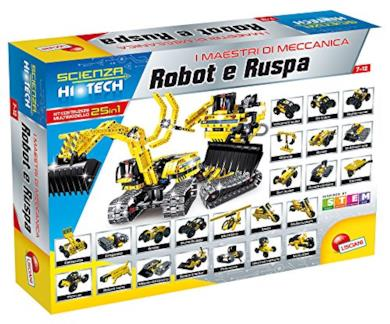 Robot e Ruspa
