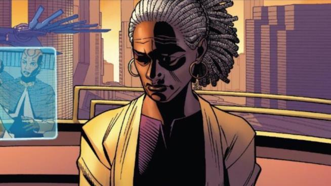 La Regina Ramonda nei fumetti di Black Panther