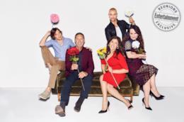 Il cast di Blossom dopo ventidue anni dalla fine