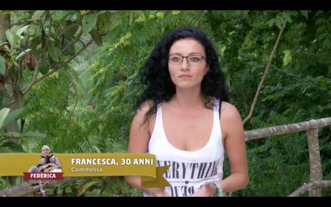 Il Contadino Cerca Moglie 4: Francesca, la pretendente di Federica