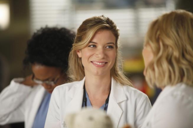 Tessa Ferrer è Leah Murphy in Grey's Anatomy