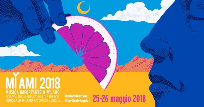 Locandina MI AMI Festival 2018