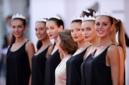 Le partecipanti a Miss Italia 2018