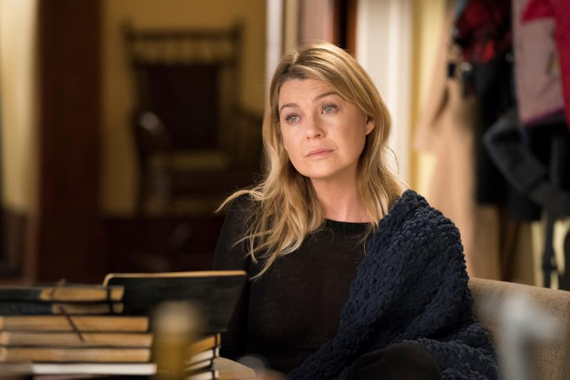 Grey's Anatomy Meredith Grey