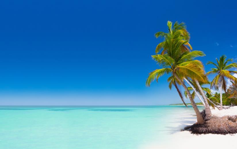 Bavaro Beach, tra vegetazione caraibica e mare turchese