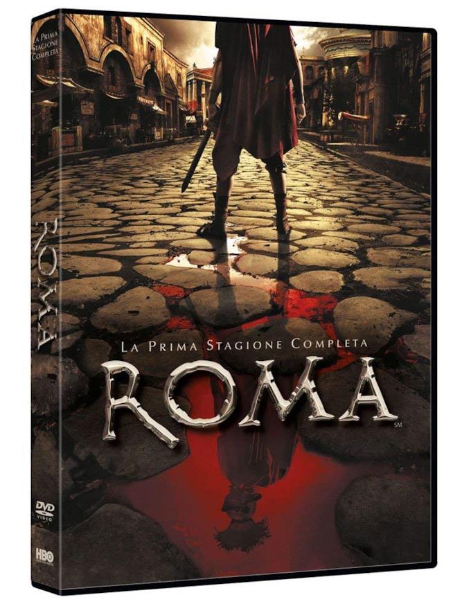 Cofanetto DVD di Roma - Stagione 1