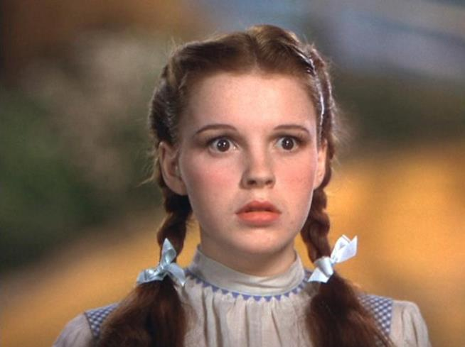 Judy Garland come Dorothy Gale