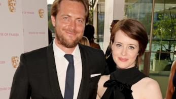 Claire Foy e Stephen Campbell Moore