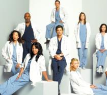 Il cast di Grey's Anatomy al completo