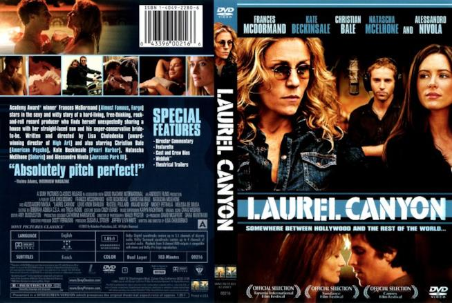 Laurel Canyon il DVD