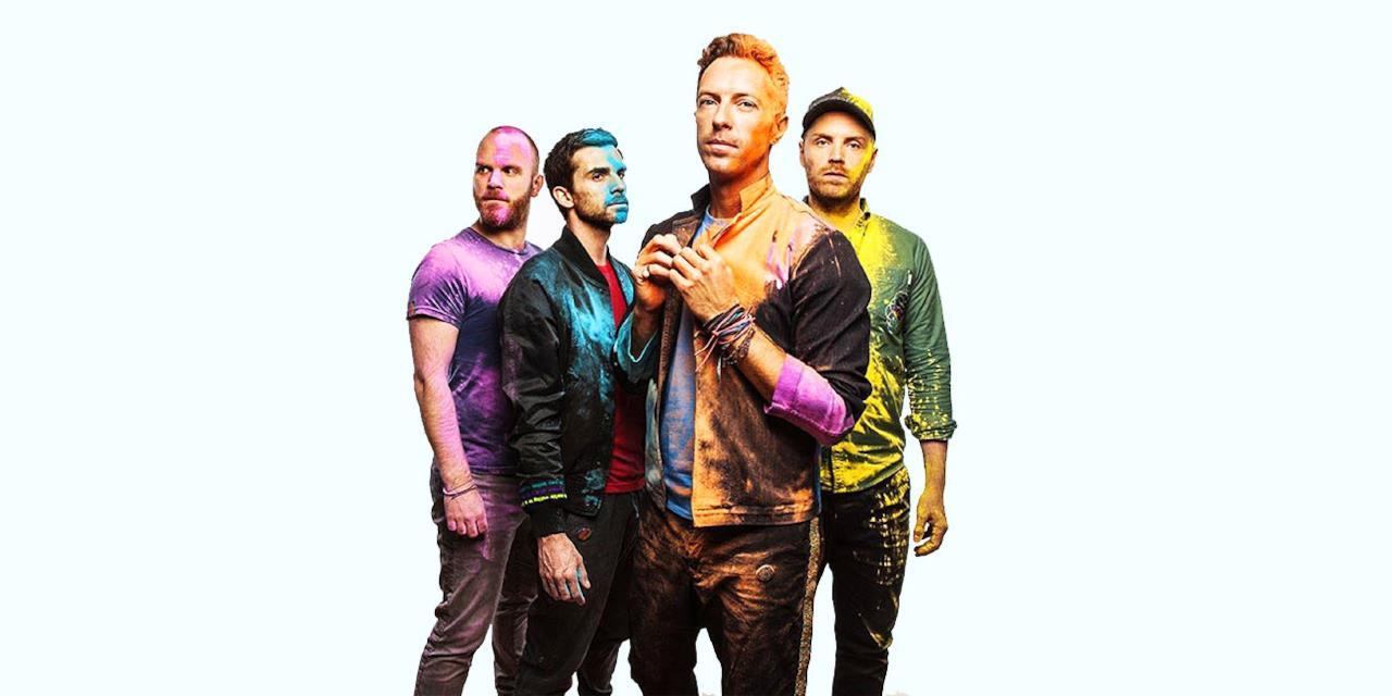 I Coldplay si esibiranno allo Stadio San Siro di Milano il 3 e il 4 luglio