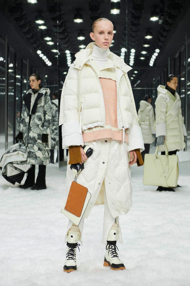 Sfilata MONCLER Collezione Donna Autunno Inverno 19/20 Milano - 37