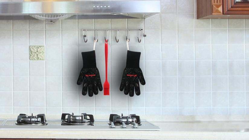 I migliori guanti da forno da tenere in cucina