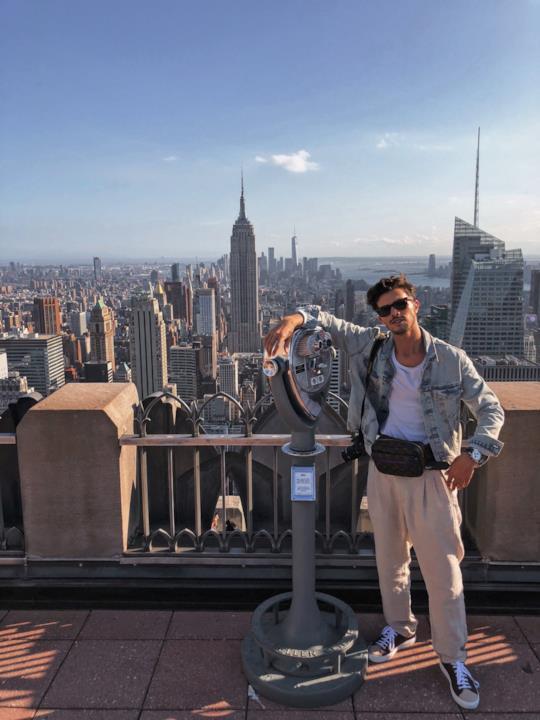 Uno scatto a New York di Gian Maria Sainato