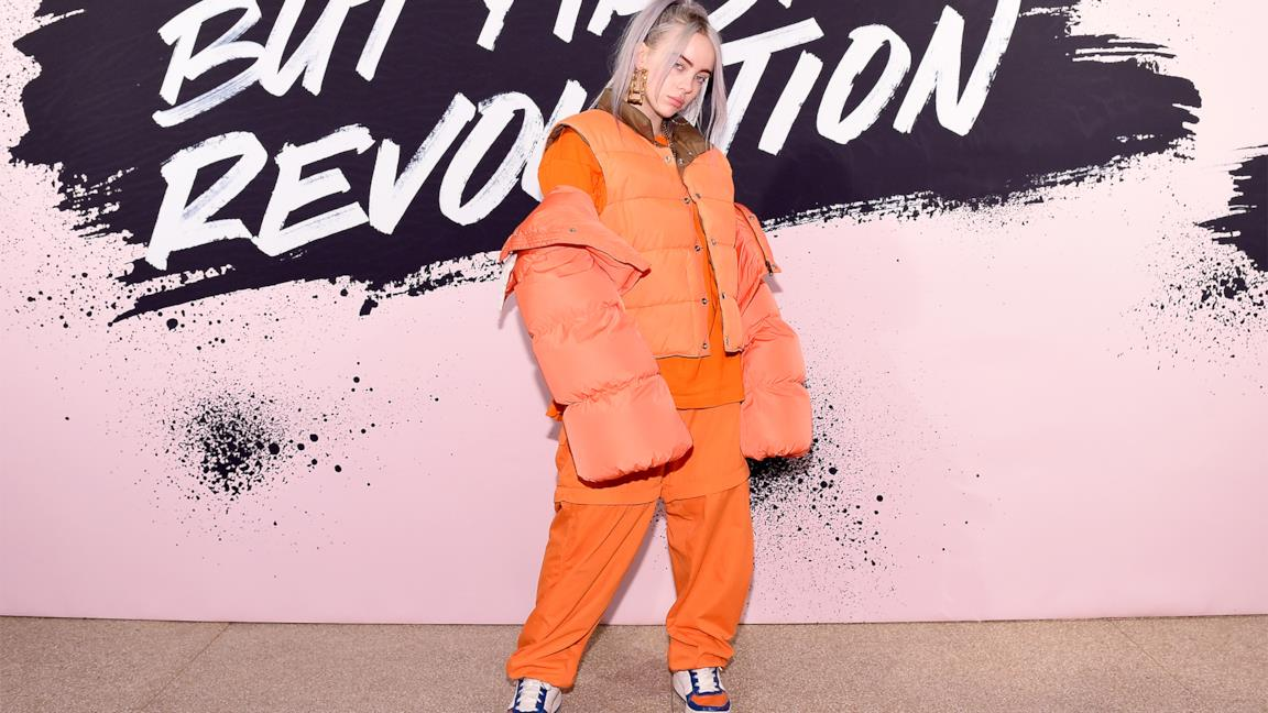 Outfit streetwear Billie Eilish