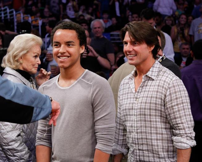 Tom Cruise: Nicole Kidman non deve partecipare al matrimonio del figlio