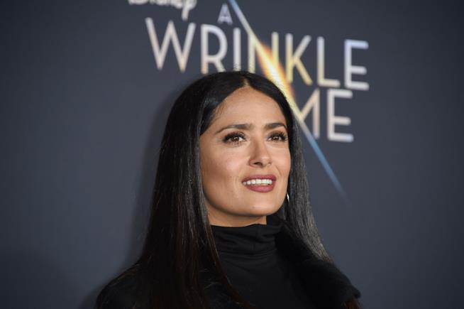 L'attrice, naturalizzata statunitense, ha origini messicane