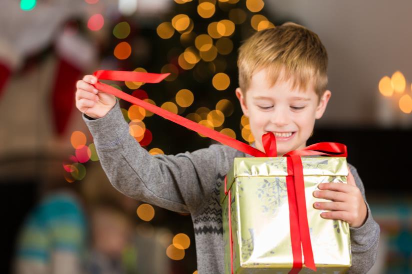 Regali Di Natale Per Bimbi.Idee Regalo Di Natale Per Bambini Fino A 10 Anni