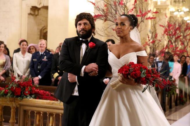 Il matrimonio di Olivia Pope