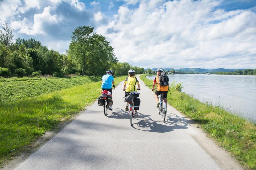 8 escursioni per vacanze in bicicletta