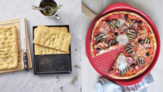 I migliori materiali per le teglie da pizza