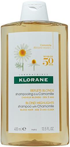 Shampoo alla camomilla capelli biondi