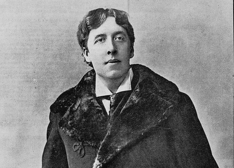 Ritratto di Oscar Wilde