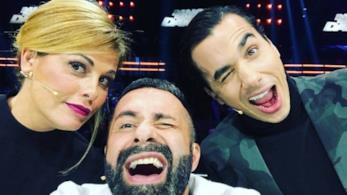 Vanessa Incontrada, Luca Tommassini e Timor Steffens per Dance Dance Dance