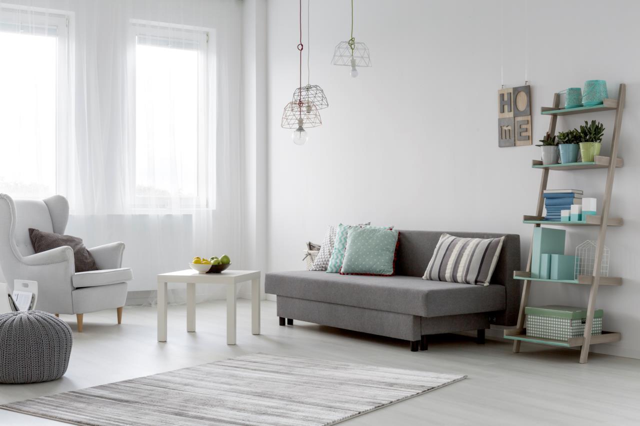 Excellent mobili e complementi in colori pastello per la for Colori per salotto piccolo