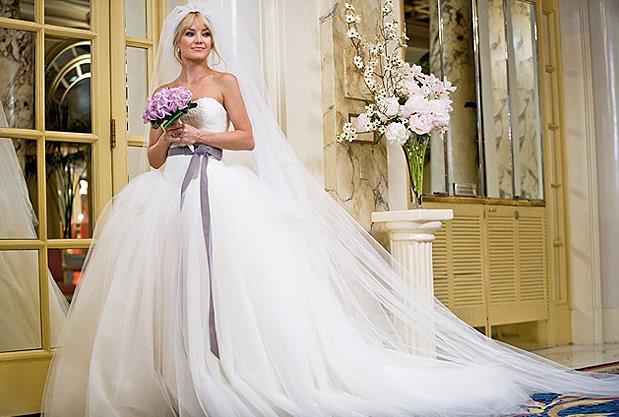 L'abito da sposa di Bride Wars