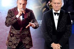Bisio e Irama in giacca Etro a Sanremo: chi la indossa meglio?