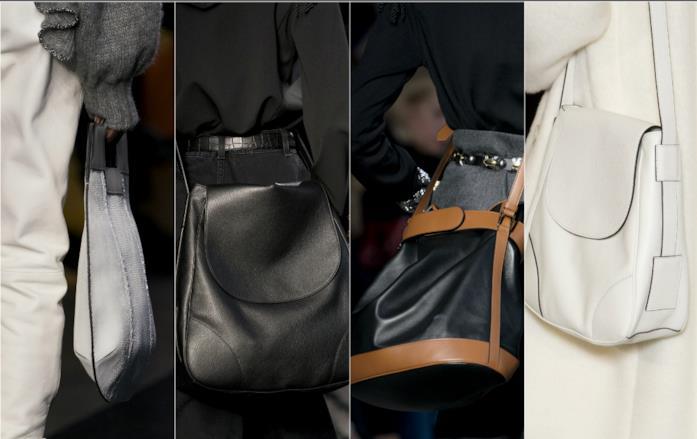 1a8b787811 ImaxTree Borse, collage dei modelli di Alberta Ferretti