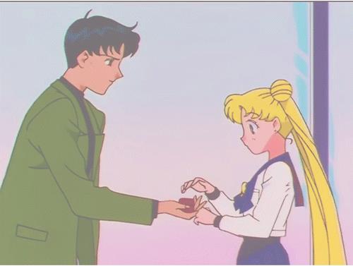 Mamoru e Usagi