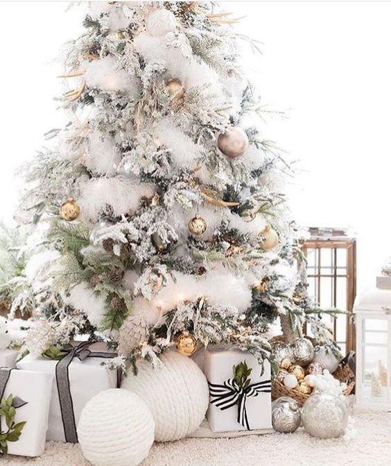 Natale Shabby 2018.100 Idee E Immagini Per Realizzare L Albero Di Natale