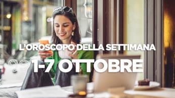 L'oroscopo della settimana, 1 - 7 Ottobre