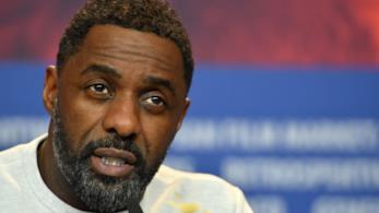 Idris Elba a Berlino con Yardie