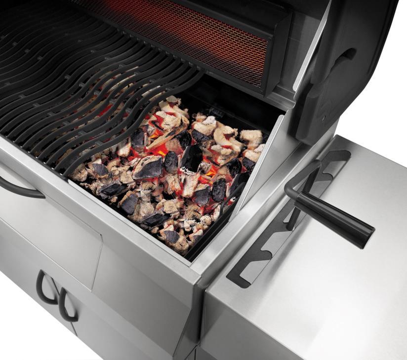 Barbecue a gas come funziona?