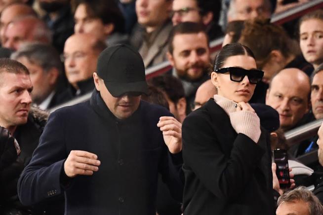 Leonardo DiCaprio e Camila Morrone