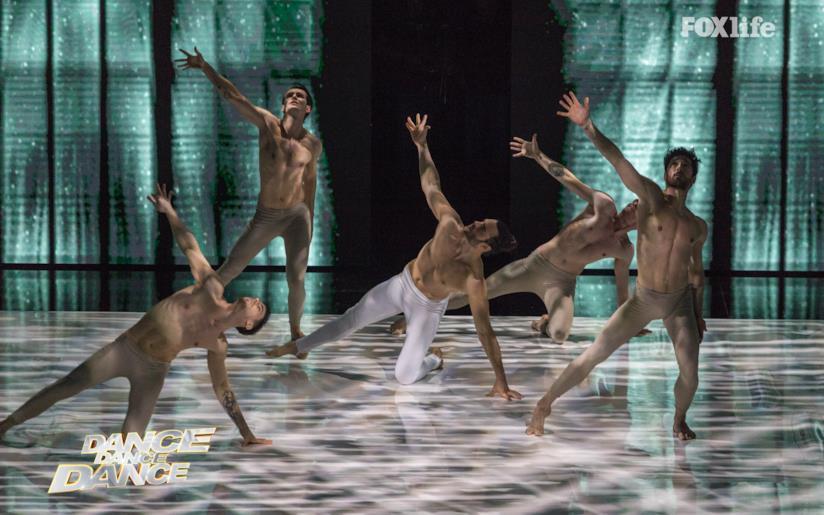 Giulio Berruti a Dance Dance Dance