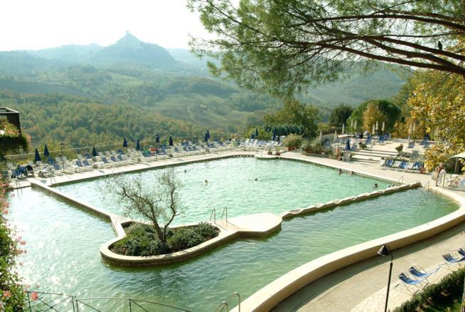 top 10 spa Italia 2018:  Albergo Posta Marcucci, Bagno Vignoni, Toscana