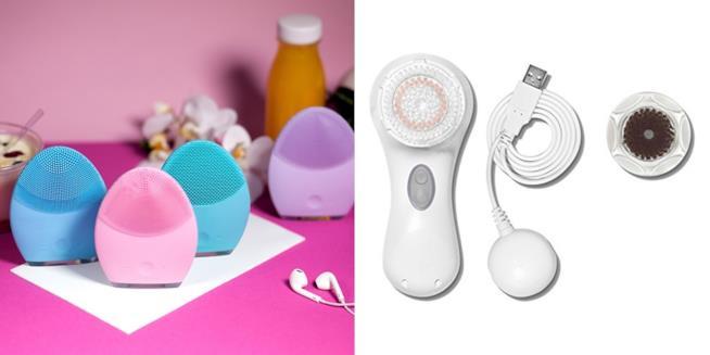 Foreo Luna 2 e Clarisonic Mia 2 puliscono il viso con la tecnologia ultrasonica