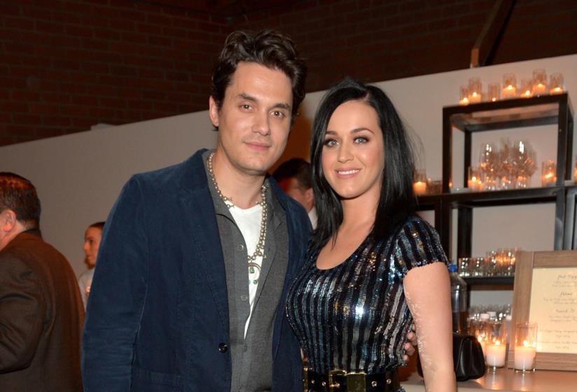 John Mayer e Katy Perry