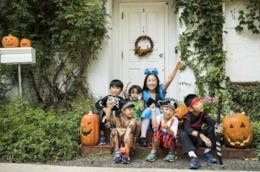 Festa di Halloween in Asia