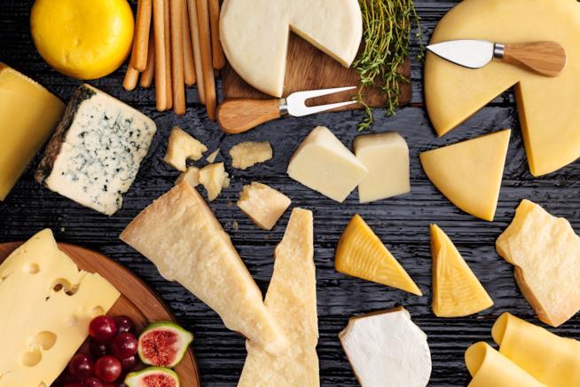 No ai formaggi stagionati in estate perché sono troppo salati