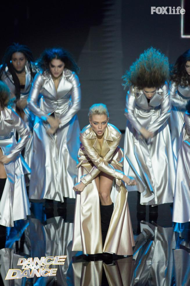 Giulia Provvedi, ottavo serale di Dance Dance Dance 2