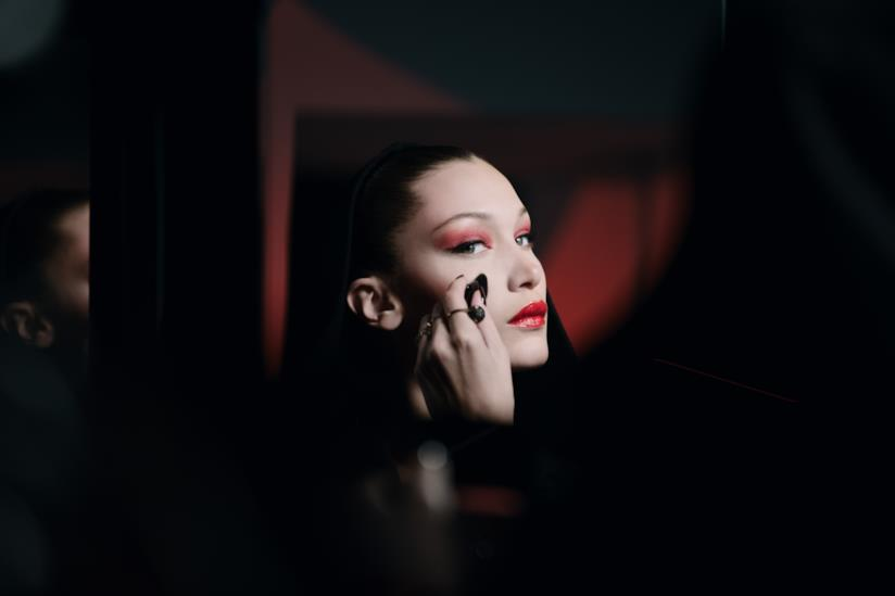 The Beauty of a Dark Dream: Bella Hadid